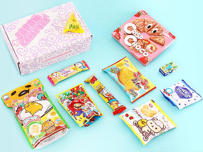 Japan Candy Box - February 2017