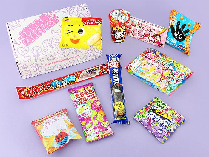 Japan Candy Box - April 2017