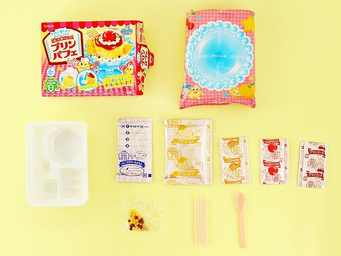 Flan Parfait Kit DIY