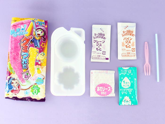Popin' Cookin' Tsureta DIY Kit