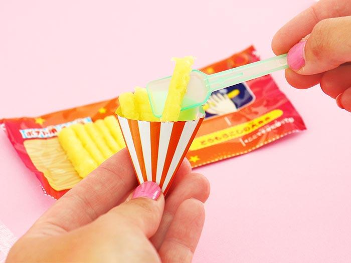 Popin' Cookin' Tanoshii Omatsuriyasan DIY Candy Tutorial