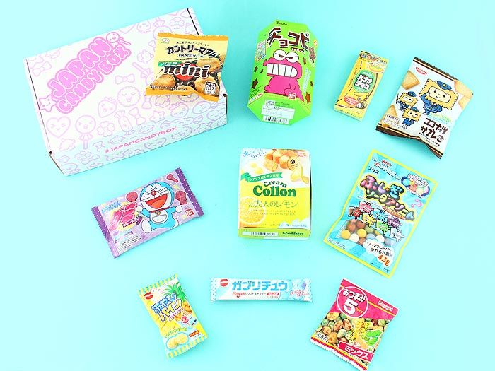 Japan Candy Box - September 2017