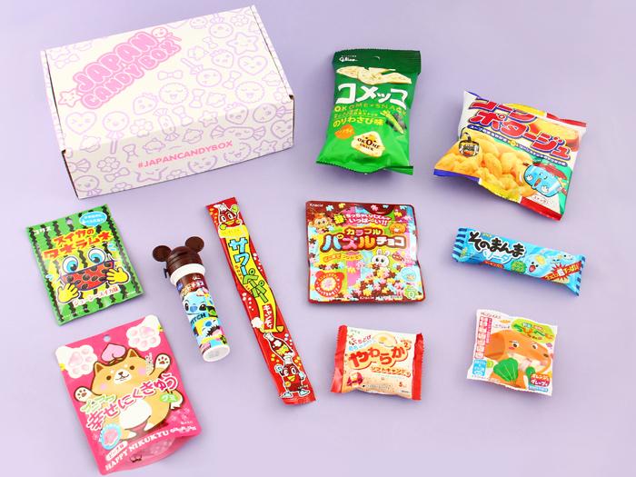 Japan Candy Box - November 2017