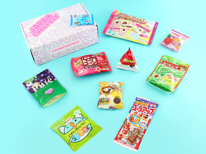 Japan Candy Box - December 2017