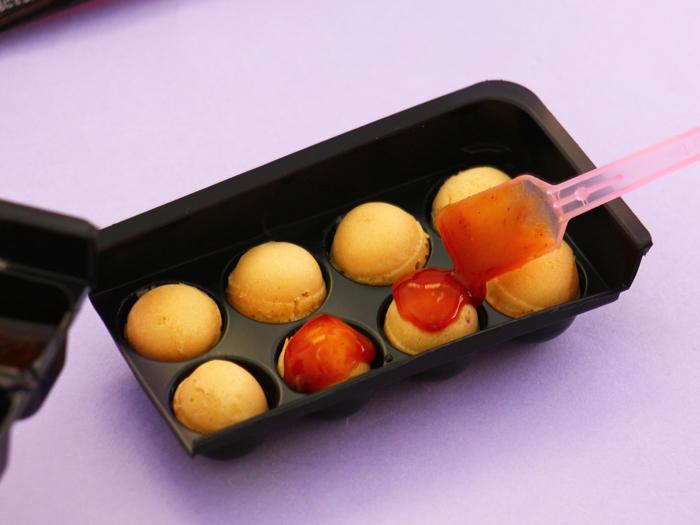 Popin' Cookin' Kuru Kuru Takoyaki DIY Candy