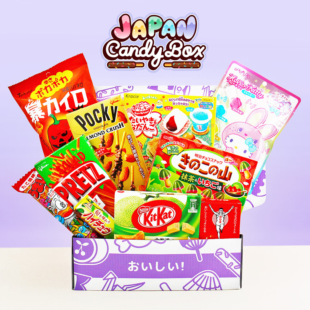 Japan Candy Box – Monthly Tokyo Treats & Fun Japanese Snacks