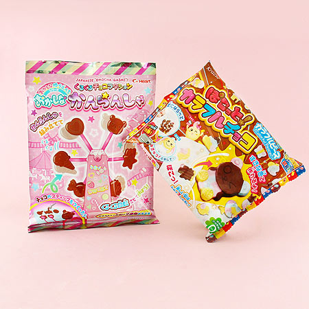 japanese diy candy kits japan candy box. Black Bedroom Furniture Sets. Home Design Ideas