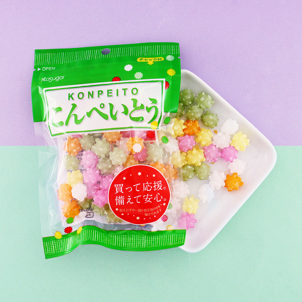 Traditional Japanese Snacks Japan Candy Box