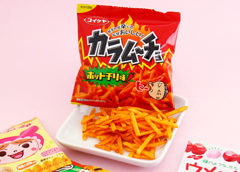 Koikeya Spicy Fries