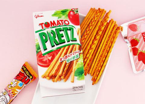 Glico Pretz - Tomato