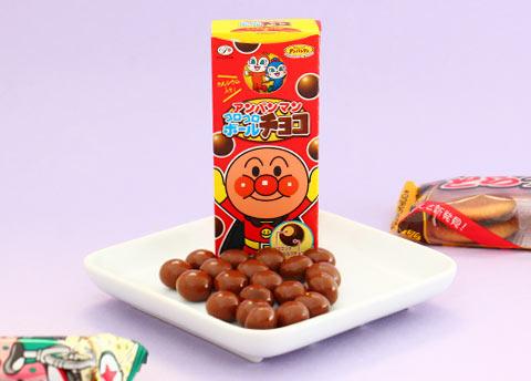 Anpanman KoroKoro Chocolate Balls