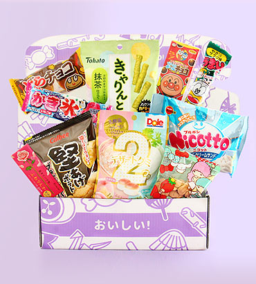 Japan Candy Box - June 2018