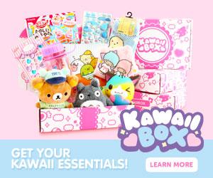 Kawaii Subscription Box