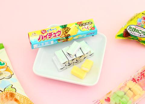 Hi Chew Chewy Candy - Ishigaki Okinawa Pineapple