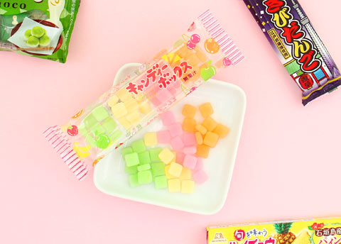 Mochi Mixed Flavor Candy Box
