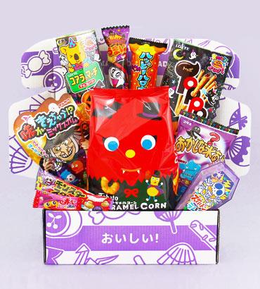 Japan Candy Box October 2018