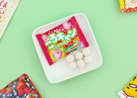 Coris Plum Chewy Candy