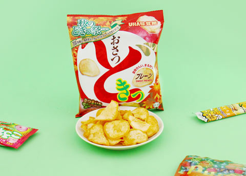 Osatsu Doki Sweet Potato Chips