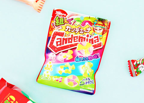 Candemina Assembly Sour Candy