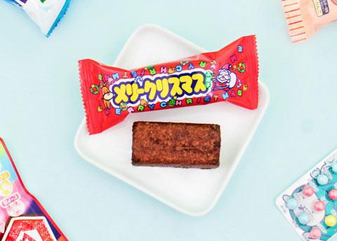Yaokin Merry Christmas Fugashi Snack