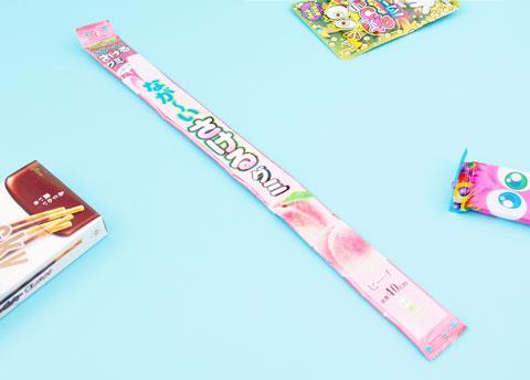 Sakeru Gummy Long Peeling Candy