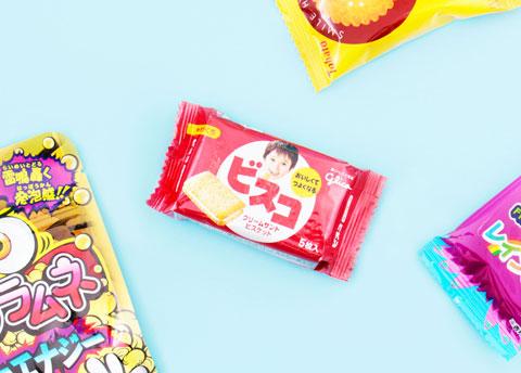 Glico Bisco Mini Biscuits