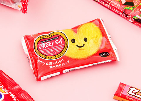 Sanritsu Genji-Pie