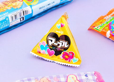 Meiji Mini Chocolate Bag