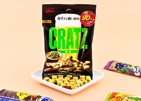 Cratz Edamame Salted Soy Bean Snacks