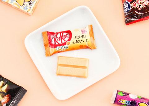 Kit Kat Iyokan Mandarin Orange