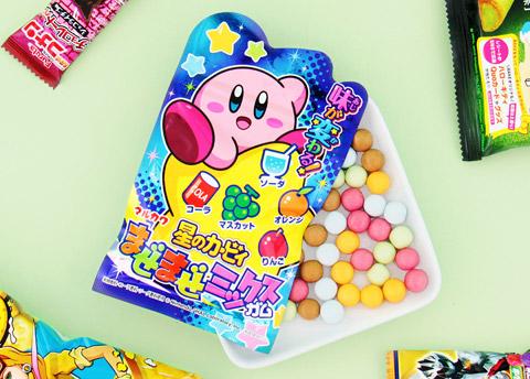 Marukawa Kirby Mix'n'Match Gum