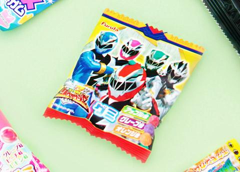 Kishiryu Sentai Ryusoulger Gummies