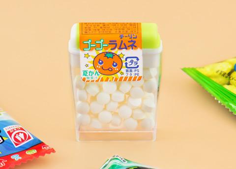 Chirin Gogo Mikan Ramune Candy
