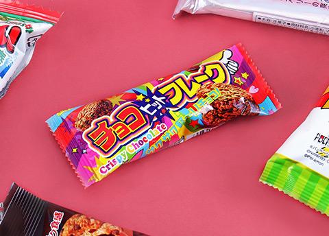 Yaokin Choco-Hit Flake Crispy Chocolate Snack