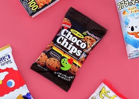 Mr. Ito Mini Chocolate Chip Cookies