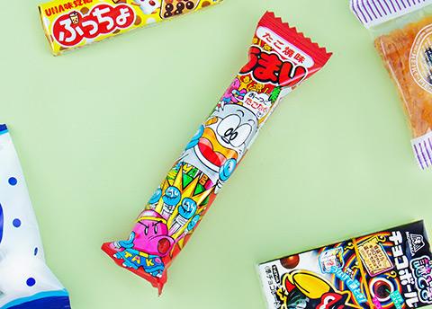 Umaibo Takoyaki Snack Stick