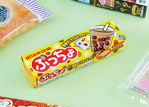 Puccho Brown Sugar Milk Tea Candies