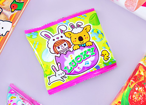 Koala's March Easter Chocolate Cookies