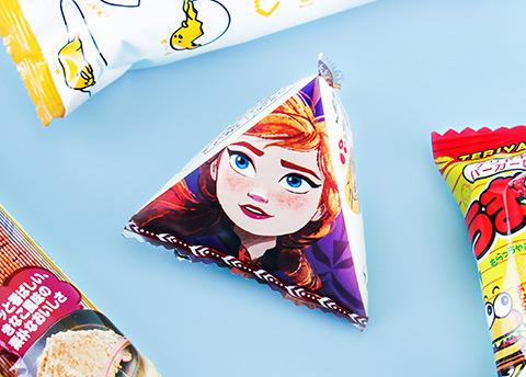 Disney Pakun Choco Snack Pack