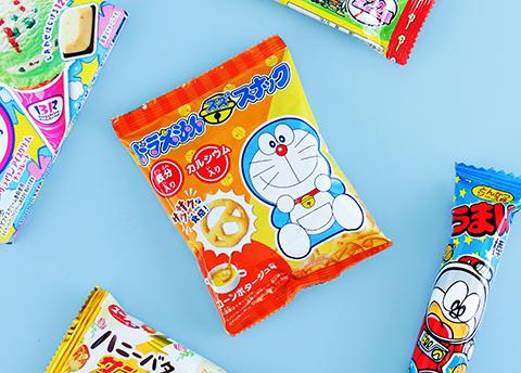 Doraemon Corn Potage Soup Snack