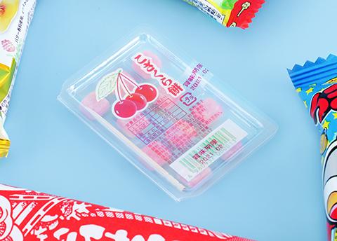Summer Cherry Mochi Candies