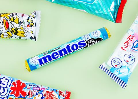 Mentos Ramune Soda Candy
