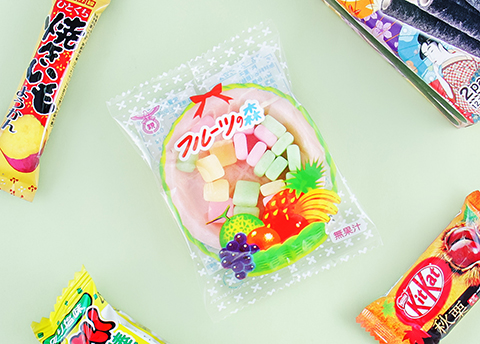 Fruity Harvest Mochi Candy Bites