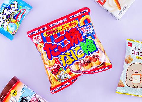 Umaibo Takoyaki Ring Snacks