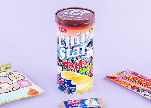 Chip Star Wagyu Sukiyaki Potato Chips