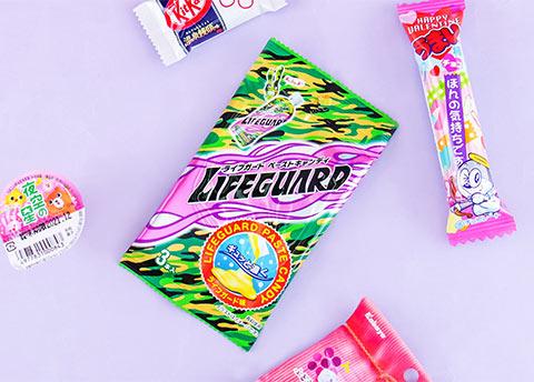 Lifeguard Energy Soda Paste Candy
