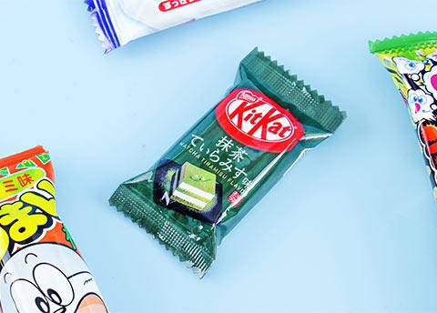 Kit Kat Matcha Tiramisu Chocolate