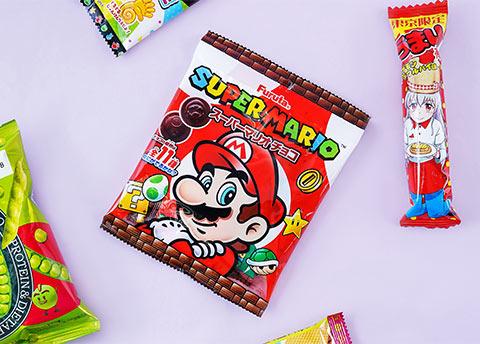 Super Mario Chocolate Coin