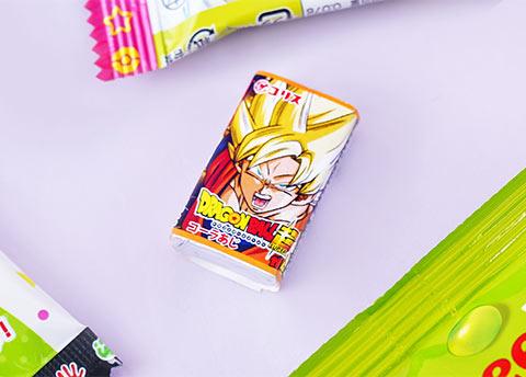Dragon Ball Chewing Gum
