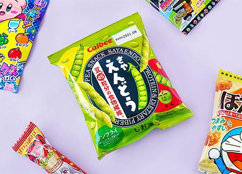 Sayaendo Edamame Snacks